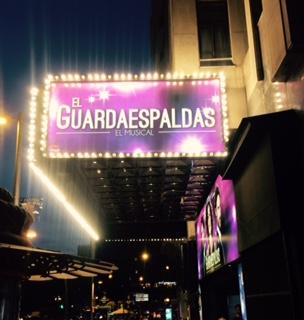El Guardaespaldas -El Musical-