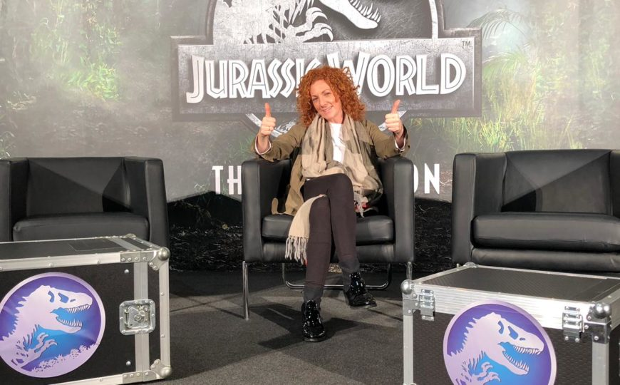 Jurassic World: The Exhibition. Un sueño hecho realidad