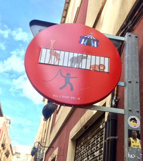 «Arte urbano de Madrid para Madrid»