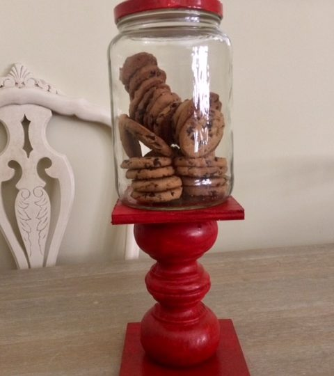 "Diy: ""Un precioso candy jar"""