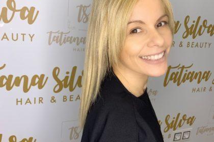 Tu cabellera siempre en las mejores manos.-Alisado con Tatiana Silva