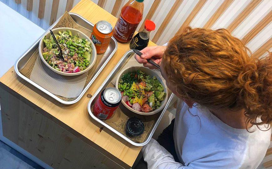 """Una nueva tendencia gastronómica; el """"Poké Bowl"""""""