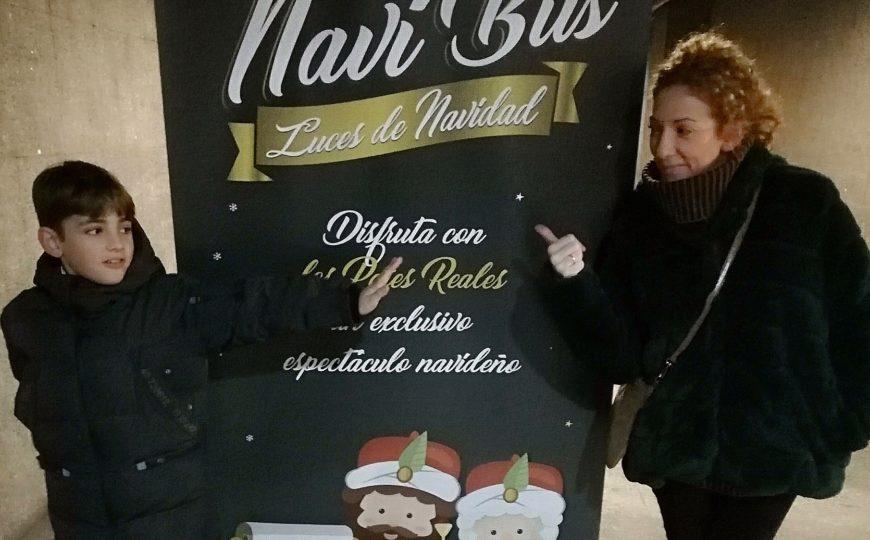 El «Navibus» otra propuesta muy original para las navidades.