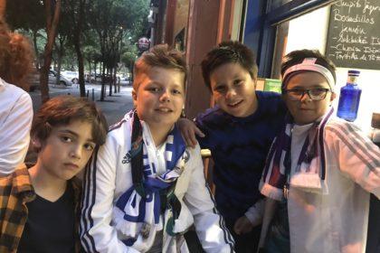 ¡¡¡Familias vuelve la Fiesta Corazón Classic Match 2019!!!