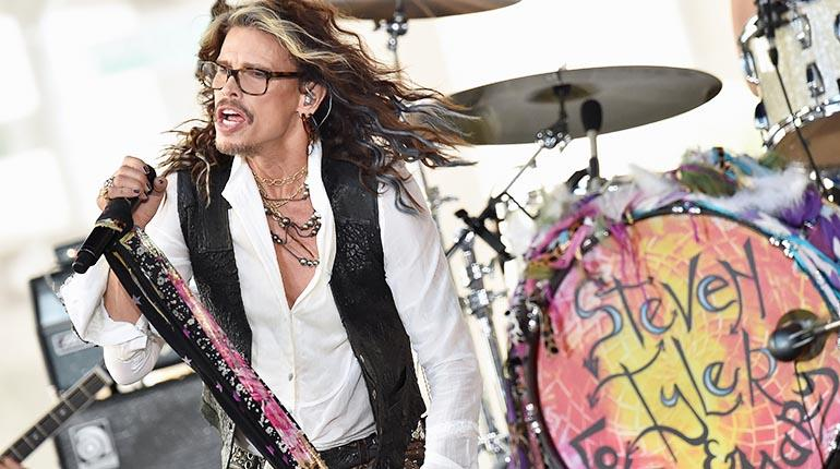 Aerosmith: Grandes dosis de Felicidad