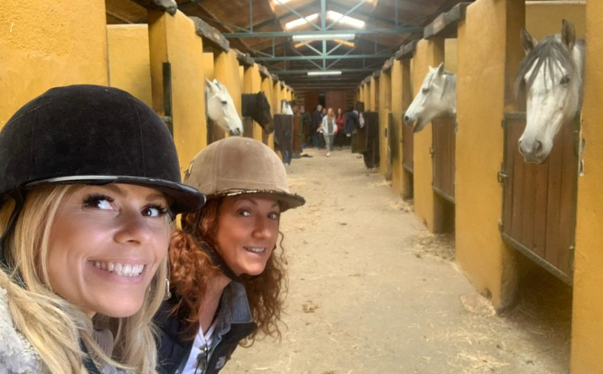 Centro hípico «Los Ciruelos»    Maravillosa experiencia a lomos de un caballo