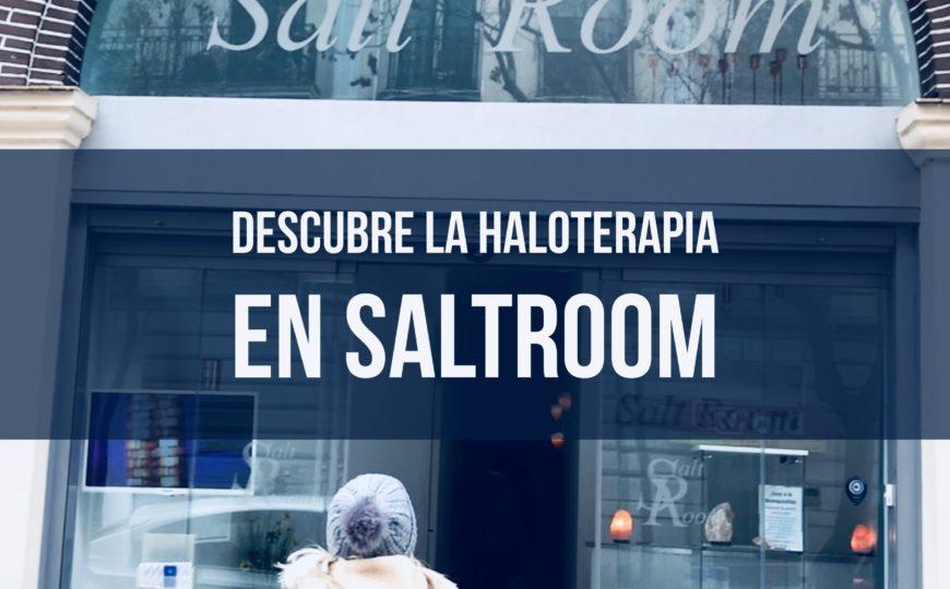 Descubriendo la Haloterapia en SaltRoom Madrid