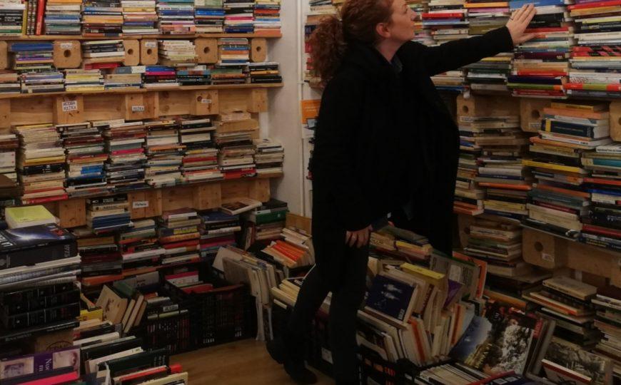 «Tuuulibrería»                        Un libro leído no es un libro muerto.