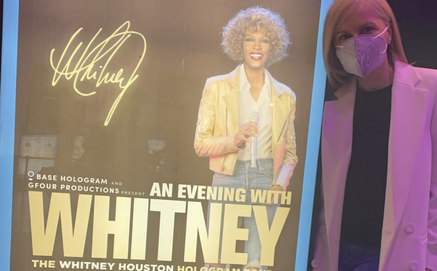 Una tarde con Whitney