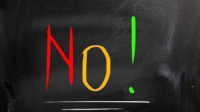 ¿Sabes decir NO? Aprende y serás más feliz