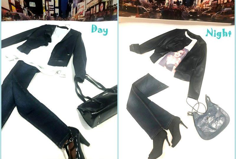 Lo que nos molan los viernes y los «outfit transformer»…